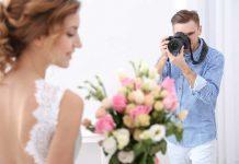 фотограф и невеста
